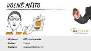Office asistentka